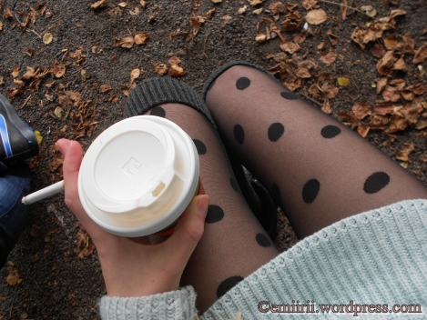 Sweater weather TAG|coffee love @emii_rii