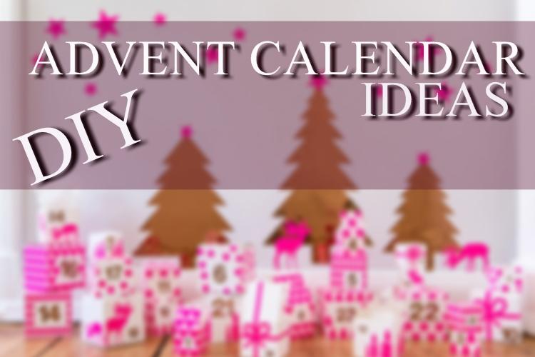 Self Made Advent Calendar : Diy advent calendar ideas my life as emiirii