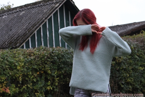 Sweater Weather TAG most worn sweater @emii_rii