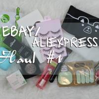Ebay/AliExpress Haul #1