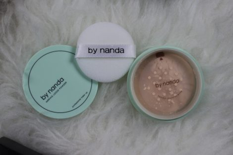 loose powder by nanda