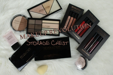MakeUp Revolution London Storage Chest