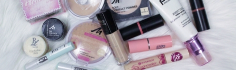 Project Pan #1 Get that stuff empty! first project pan post on my blog! That are all the products I'm trying to empty!