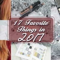 My 17 Favorite Things in 2017