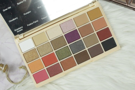 Soph x Revolution Ultra Eyeshadow Palette