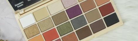 Soph x Revolution Ultra Eyeshadow Palette