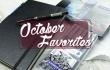 October Favorites Bullet Journal Edition